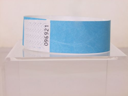 JR Wristbands Tyvek Pack of 500Bracelets in Paper