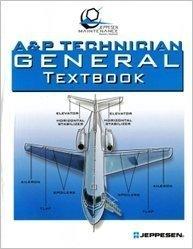 Paperback A&P Technician General Textbook Book
