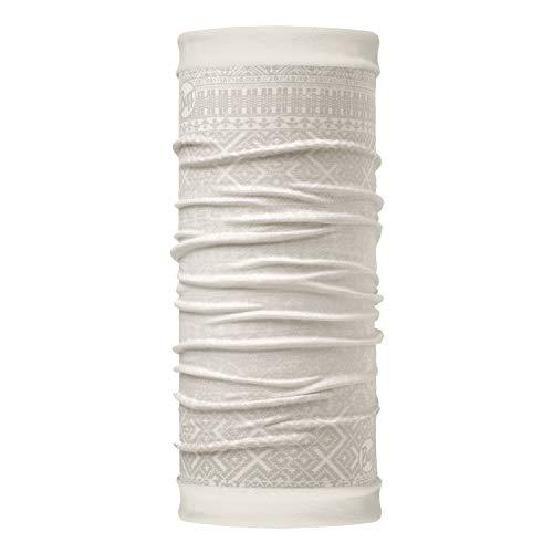 Buff Marken Spirit Tour de Cou Reversible Polaire Femme, Cru, FR Unique Fabricant : Taille One sizeque