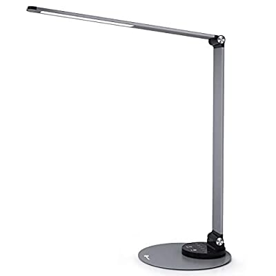 TaoTronics Fully Aluminum Alloy Dimmable LED Desk Lamp