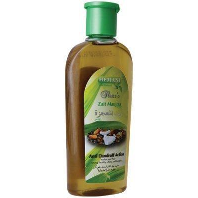 Hemani Hair Oil - Zait Al-Maujiza - Anti-Dandruff by Hemani