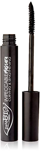 PUROBIO Mascara Impeccable Allungante, 01 Nero - 7 Ml