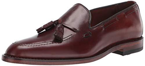 Allen Edmonds Men's Grayson Dress Loafers 10.5 E Men 8272 Dark Chili Loafers Shoes