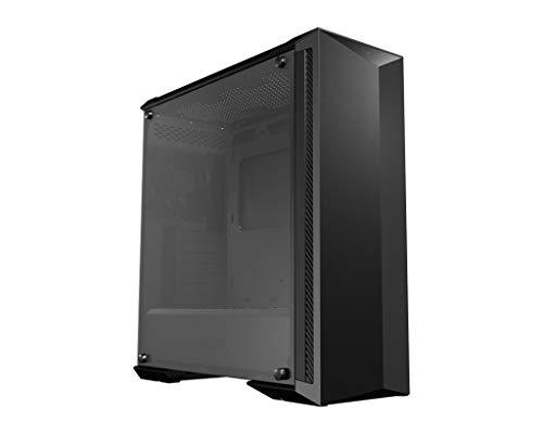 MSI MPG GUNGNIR 100P Mid-Tower Caja de PC Gaming (Negro, 1 x...