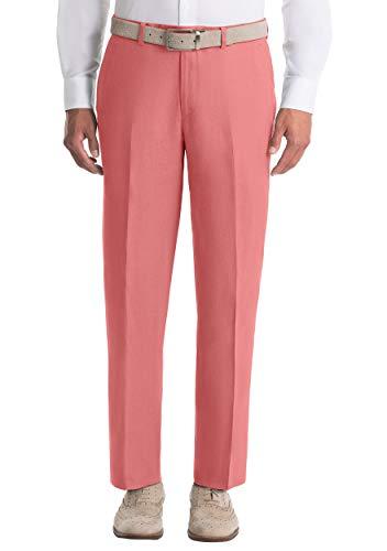 Lauren by Ralph Lauren Linen Dress Pants (Red, 40/30)