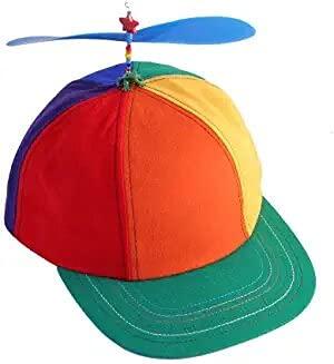 Adult Propeller Hat