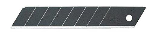 Olfa LBB Excel Black Lames ultra-coupantes 18 mm Boîte en plastique 10 lames