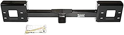 """Reese 65022 Front Mount Receiver with 2"""" Square Receiver opening"""