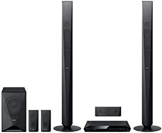 Sony 5.1 Channel Dvd Home Thaeater System - Dav-Dz650 ,Black