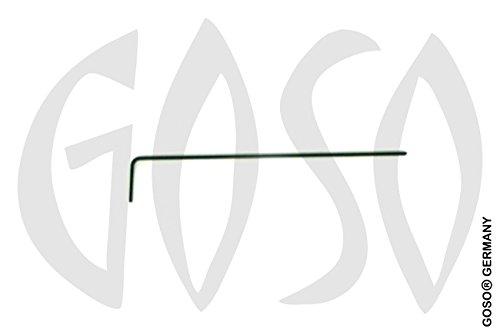 GOSO Flachfederstahl-Spanner für Pickset 5246