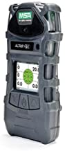 MSA Combustible Gases, Oxygen, Carbon Monoxide, Hydrogen Sulfide And Sulfur Dioxide ALTAIR(R) 5X Gas Monitor With Rechargeable Battery, Monochrome Display, Pump, Sampling Line And Probe