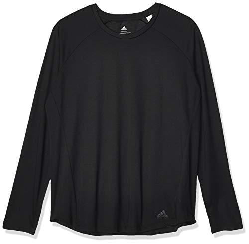 adidas koszulka damska PERF LS TOP z długim rękawem, czarna, mała
