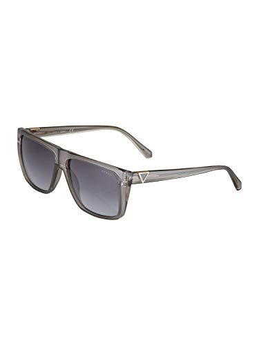Guess Gafas de sol para hombre, color beige, talla 60