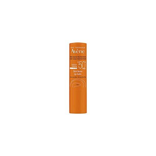 Avene Stick Labbra SPF 50+ Protezione solare molto alta, 3 gr