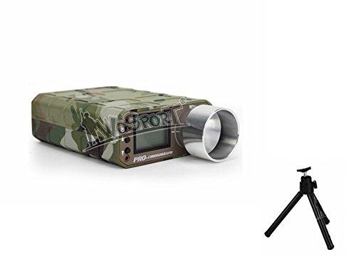 OAREA Taktische X3400 Airsoft Schießen Speed Tester für BB Ball/Paintball