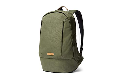 Bellroy Classic Backpack Second Edition(容量20リットル、15インチのノートPC) - Olive