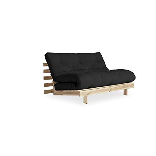 Karup Design Roots Sofa Gestell: nordische Kiefer FSC-zertifiziert grau 20 x 140 x 200