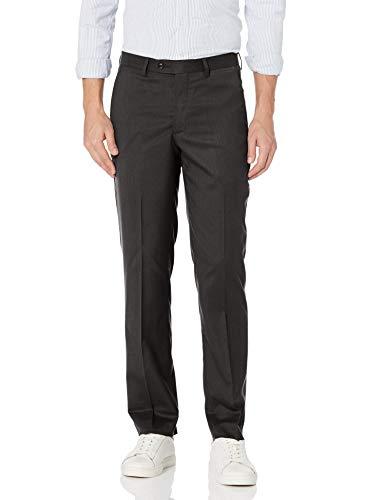 Vince Camuto Men's Slim Fit Dress Pants, Charcoal, 29x29