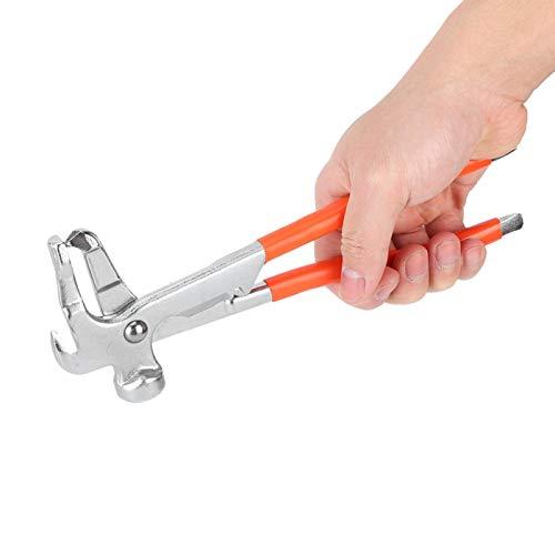 Removedor de herramientas Raspador de equilibrio de pesos duraderos para reparación de automóviles(Balance pliers)