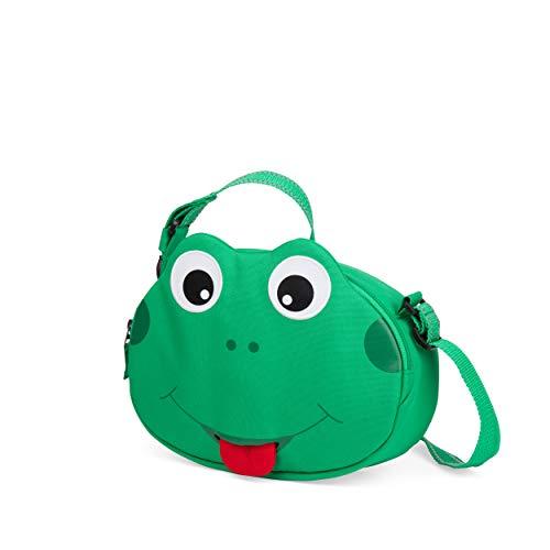 Affenzahn Mini Freund - Umhängetasche 22 cm - Frosch - Grün