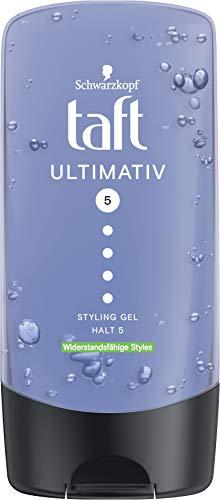TAFT Styling Gel Ultimativ Widerstandsfähige Styles Halt 5, 150 ml