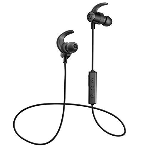 TaoTronics Bluetooth Headphones Wireless 5.0 in Ear Earbuds...