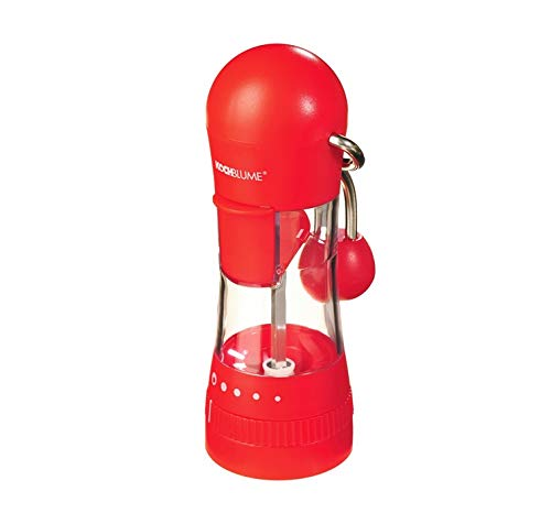 Kochblume Gewürzmühle (rot)
