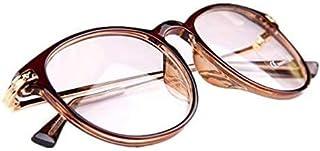 Female fashion retro round glasses frame metallic myopia glasses frame for student DL-1321-3