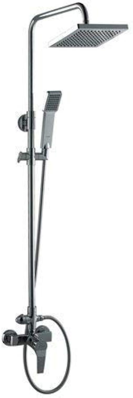 YAMEIJIA Galvanik Retro Wasserhahn Neue echte Verpflichtung Badezimmer Boutique Dusche