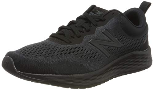 New Balance Uomo Fresh Foam Arishi v3 Scarpe da Corsa, Nero (Triple Black), 40 EU