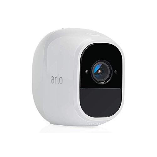 Arlo Pro 2 – (1) Add-on Camera | Rechargeable, Night vision, Indoor/Outdoor, HD Video 1080p,...