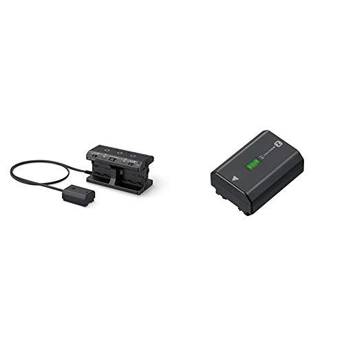 Sony NPA-MQZ1K portapila y Clip 2 - Portapilas y Clips (Negro, Sony NP-FZ100 + NP-FZ100 Camera/Camcorder Battery 2280 mAh - Camera/Camcorder Batteries (2280 mAh, Cámara, Sony