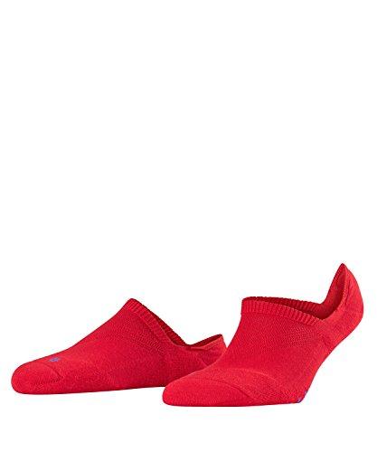 FALKE Damen Füßlinge Cool Kick - Funktionsfaser, 1 Paar, Rot (Fire 8150), Größe: 39-41