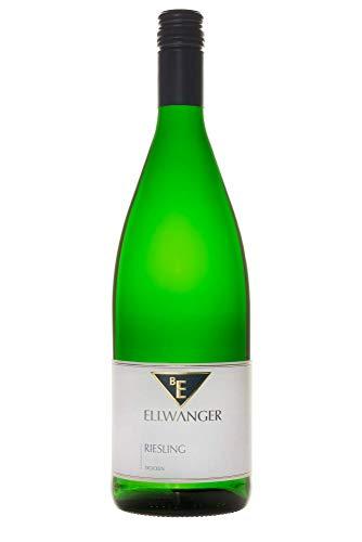 Riesling trocken 1l Weingut Bernhard Ellwanger Württemberg - der CO2-neutrale Wein