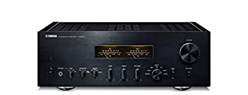 Yamaha Audio A-S2200BL Integrated Amplifier  Black
