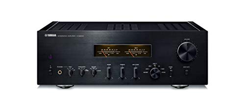 Yamaha Audio A-S2200BL Integrated Amplifier (Black)