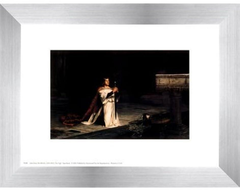 The Vigil by John Pettie?–?10?x 8インチ?–?アートプリントポスター LE_28325-F9935-10x8