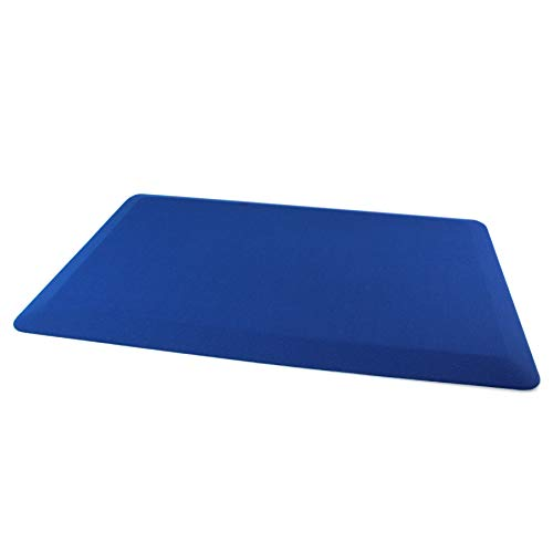 "Ultralux Premium Anti-Fatigue Floor Comfort Mat | Durable Ergonomic Non-Slip Standing Mat | 3/4"" Thick 