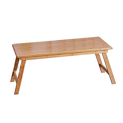 Xiao Jian Inklapbare tafel, bureau, laptop, salontafel, kleine salontafel, bed, klaptafel 70x40x30cm