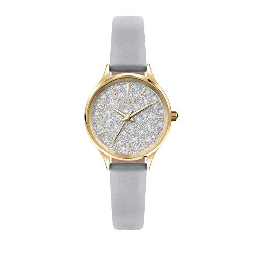 Oui & Me Reloj Mujer, Colección BICHETTE, Solo Tiempo, 3H, Caja 28mm - ME010271