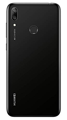 Huawei Y7 2019 Dual-SIM Smartphone 15,9 cm (6,26 Zoll) (4000mAh Akku, 32 GB interner Speicher, 3GB RAM, Android 8.0) midnight black - 2