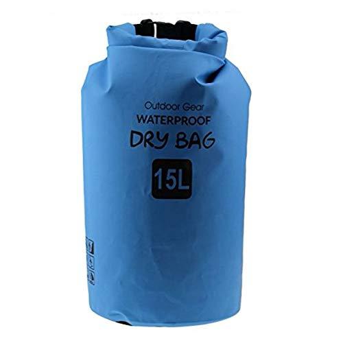 Mr. Garden Floating Bags Waterproof Dray Bag, Blue