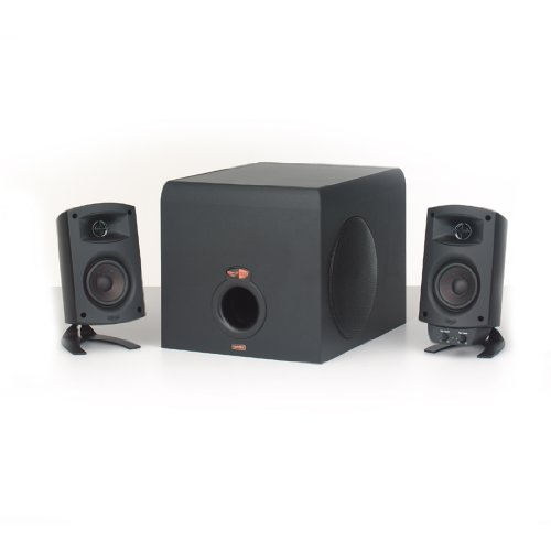 Our #7 Pick is the Klipsch ProMedia 2.1 THX Certified Computer Speakers