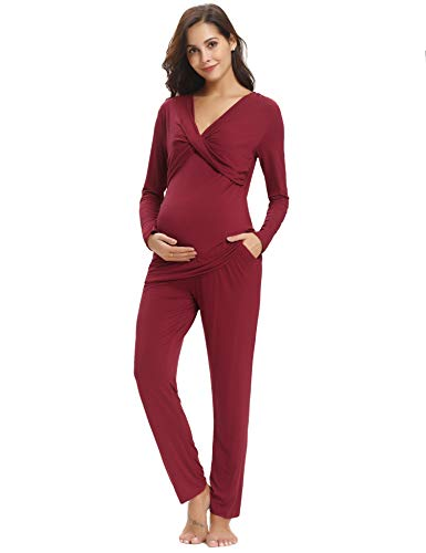 Pijama Embarazada Marca Hawiton