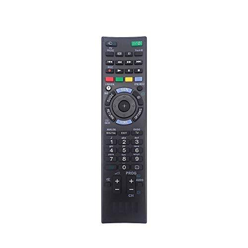Geeignet für Sony Ersatz Fernbedienung für Sony RM-ED052 RMED052 TV Fernseher Remote Control Neu, 1sp3ft6vs7be6bt7