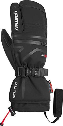 Reusch Down Spirit GTX Lobster Handschuh, Black/White, 9