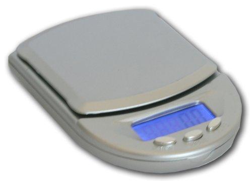 Kaminbau Mierzwa ( df-shopping )  Bilancia Digitale Tasche KL 118/500G–0.1G/6Culla di unità/Auto off/Funzione Tara/Funzione di calibrazione/batterie Incluse