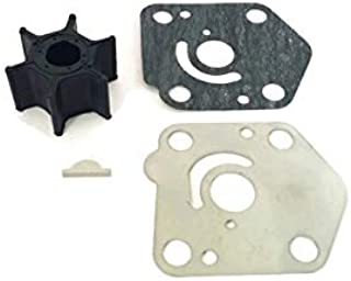 Water Pump Repair Impeller Kit 17400-93951 17400-93950 for Suzuki Outboard DT DF 9.9hp 15hp 2/4-stroke Sierra 18-3256