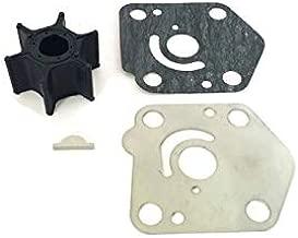 Water Pump Repair Impeller Kit 17400-93951 17400-93950 for Suzuki Outboard DT DF 9.9hp 15hp 2/4-stroke Sierra 18-3256