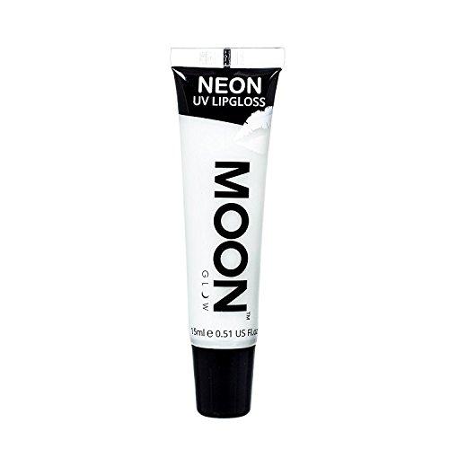 Generique - Weißer UV-Lipgloss mit Vanillearoma von Moonglow 15ml